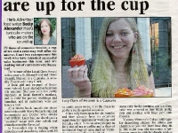 Feature in the Herts Advertiser