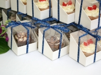 Close Up of Wedding Favours