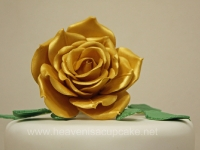 Top Tier Gold Rose