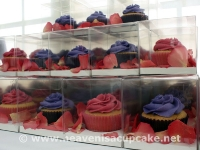 Binanti & Darren's Cupcake Wedding Favours