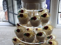 Rebecca and Mark's Wedding Cupcake Tower
