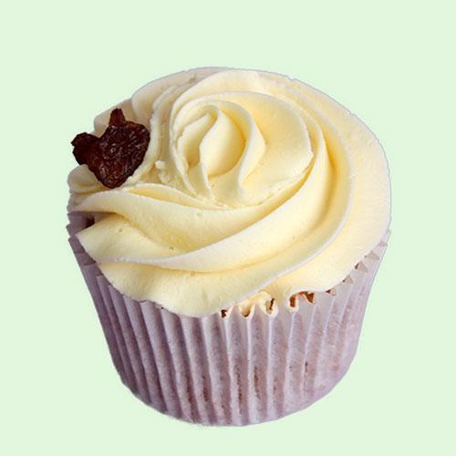 Apple Strudel Cupcakes