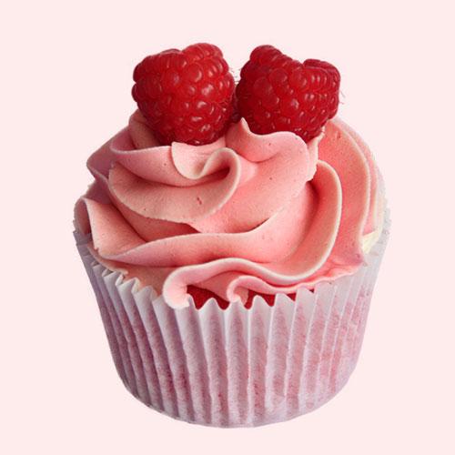 Raspberry Daquiri Cupcakes