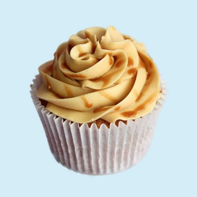 Sticky Toffee Cupcakes