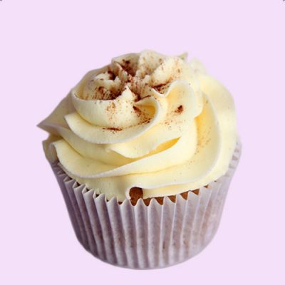 Cinnamon Spice Cupcakes